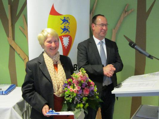 Gitta Polzin und Dr. Thomas Liebsch-Dörschner