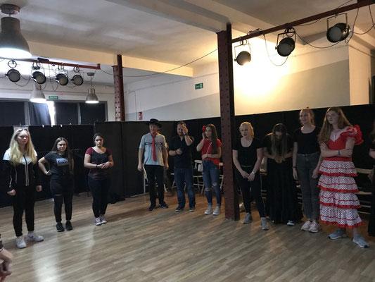 Flamenco live erleben - Besuch einer professionellen Flamencoschule