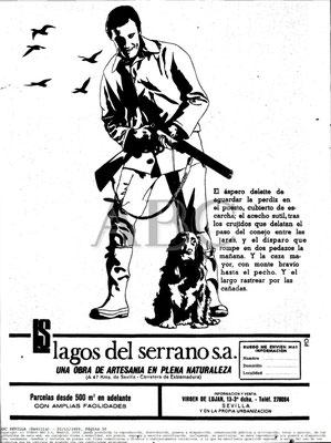 PORTADA ABC 22/11/1969