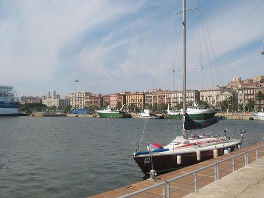 Urlaubssegeln im Mittelmeer