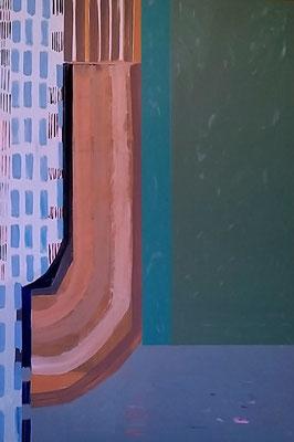 Sommer, 150x100, Acryl a. Leinwand, 2020