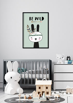 Poster für Kinderzimmer
