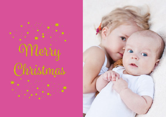 Online shop für Weihnachtskarten