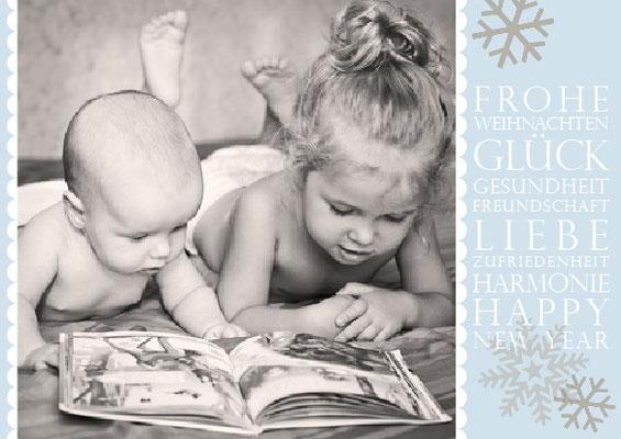 Weihnachtskarte online bestellen