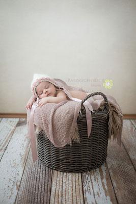 Babykarte mit Foto bestellen