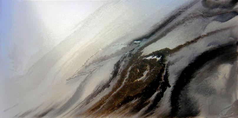 κώδικας №Α83, (60 x 120 cm) ακρυλικά χρώματα σε καμβά