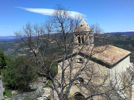 Viens : Eglise Saint Hilaire