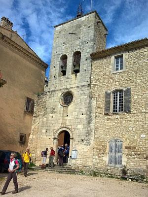 Eglise de Murs