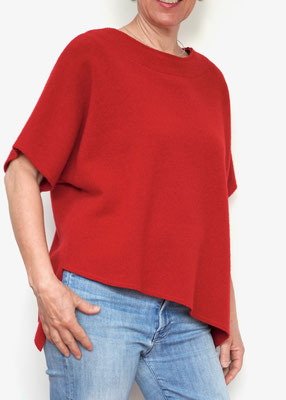 Pullover Merinowolle one size (€ 129,-) € 85,-