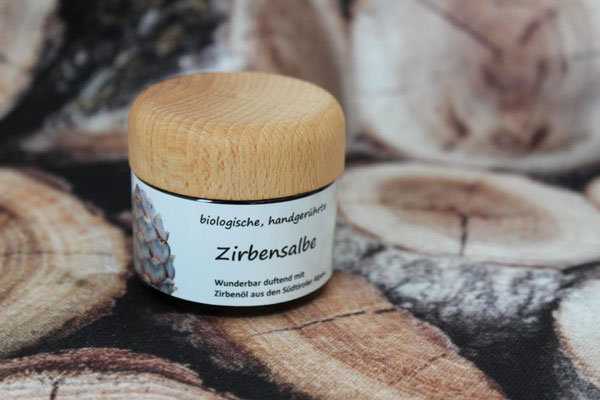 Bio-Zirbensalbe