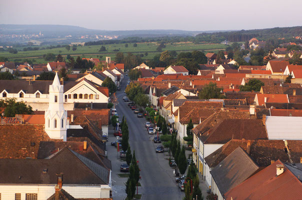 Mörbisch - a picturesque village