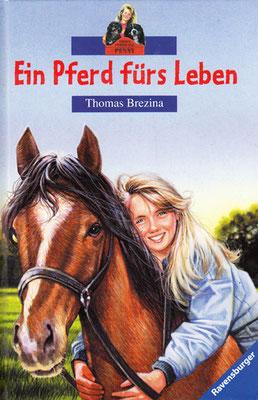 Titel: Ein Pferd fürs Leben, Kunde: Ravensburger Buchverlag, Technik: Bleistift, Acryl, Airbrush, Entstehung: 1998