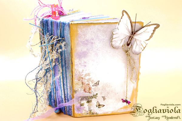 Butterfly Junk Journal
