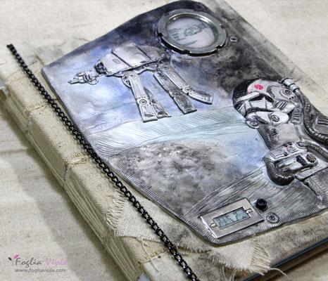 Star Wars At-At journal