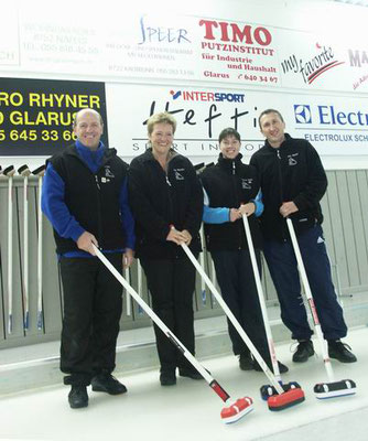 Curling Club Kaltbrunn - Glarus 2004