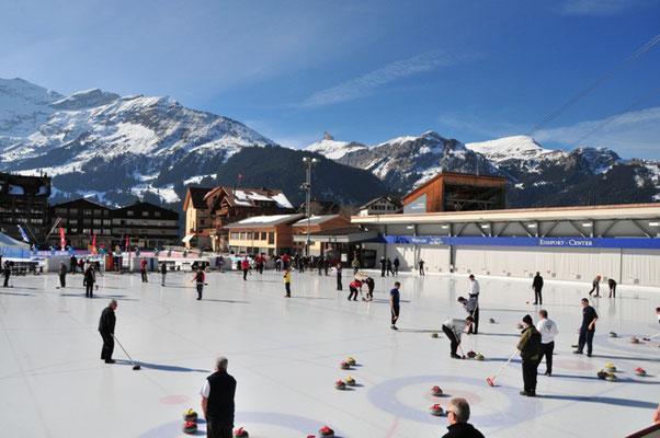 Curling Club Kaltbrunn - Wengen Openair 2011