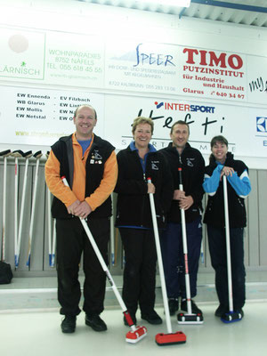 Curling Club Kaltbrunn - Subaru 2005