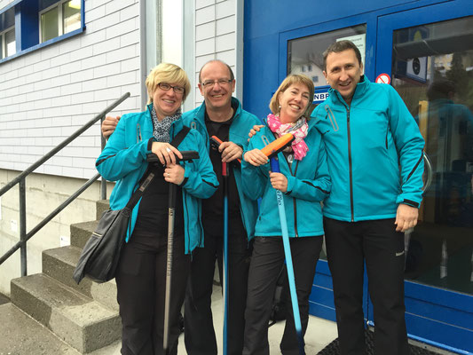 Curling Club Kaltbrunn - Sieg Stumps Alpenrose Wildhaus 2015