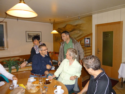 Curling Club Kaltbrunn - Vereinsreise