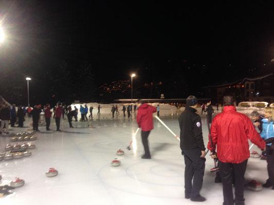 Curling Club Kaltbrunn - Zermatt Openair 2014
