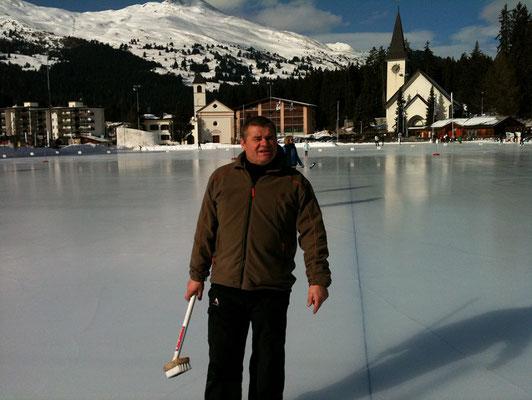 Curling Club Kaltbrunn - Lenzerheide Openair 2011