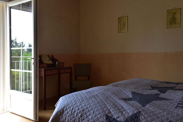 Schlafzimmers im 1. Stock