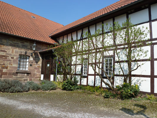 stadtmuseum hofgeismar ferienwohnung gottsb ren. Black Bedroom Furniture Sets. Home Design Ideas