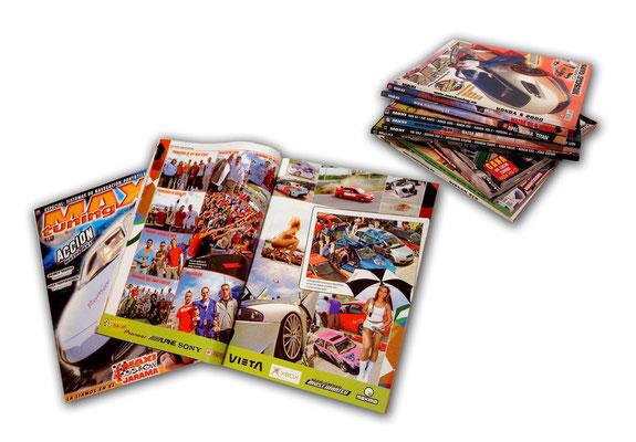 Revista Maxi Tuning - Reportajes fotográficos