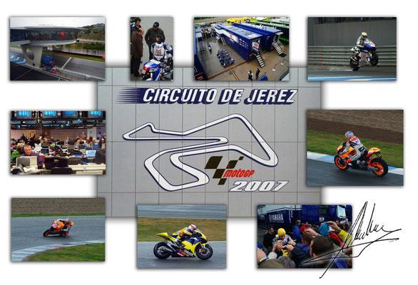 Reportaje MotoGP 2007 - Circuito de Jérez