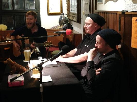 Rum&Ähre mit Wehwalt Koslowski und Frank Albersmann