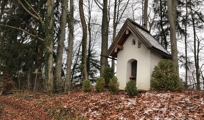 Kapelle bei Vordergrub