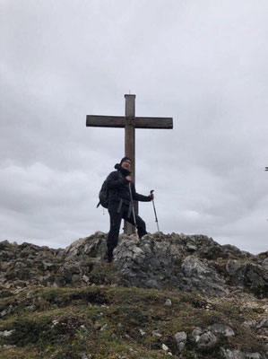 Predigtstuhl Gipfelkreuz
