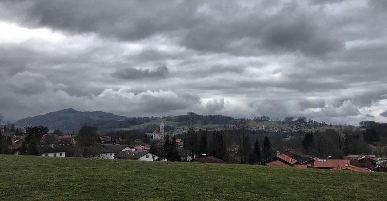 Blick auf Grainbach