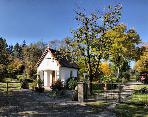 Kapelle bei Niedermoosen
