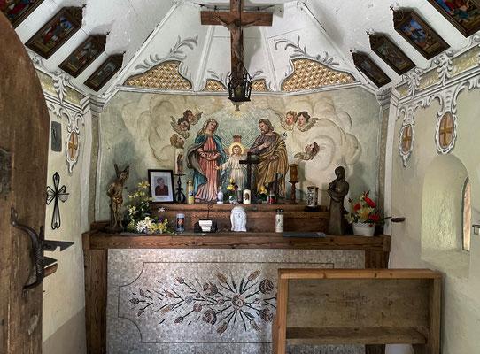 Kranzhorn Kapelle St. Josef