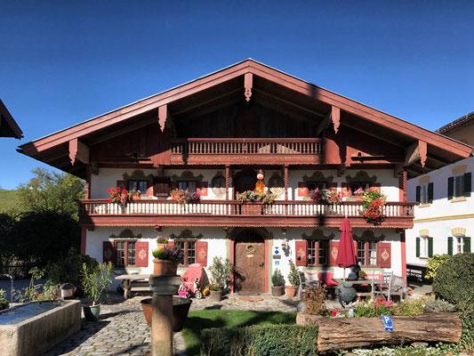 Schusterhäusl am Dorfplatz Törwang