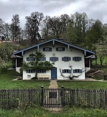 Anwesen am Chiemsee bei Eßbaum