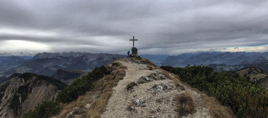 Geigelstein-Gipfel