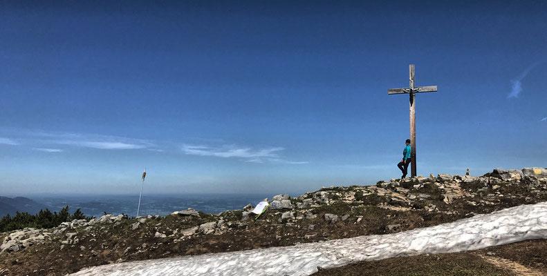 Hochries-Gipfel