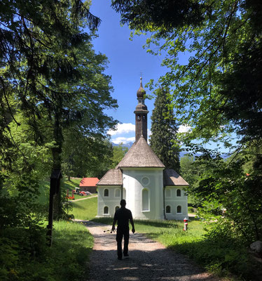 Wallfahrtskirche Kirchwald