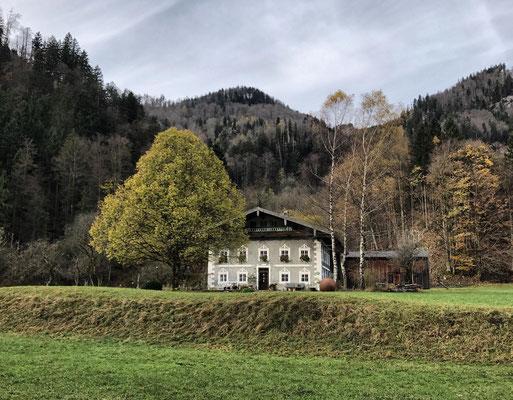 Hof zwischen Schossrinn und Hainbach