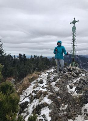 Klausenberg Gipfelkreuz