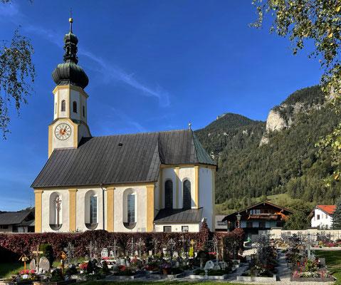 Pfarrkirche zum Heiligen Apostel Andreas Erl