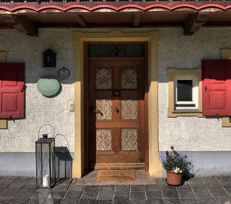 Das Anwesen Lackner zu Niederaschau