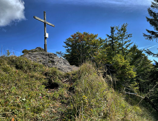 Gipfelkreuz des Pasterkopf