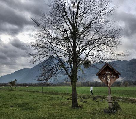 Feldkreuz bei Nußdorf am Inn