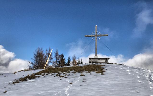 Wandberg Gipfelkreuz