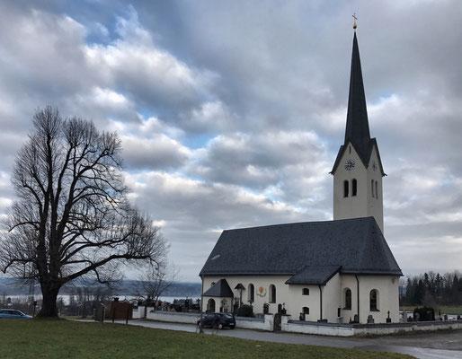 Wallfahrtskirche in Neukirchen