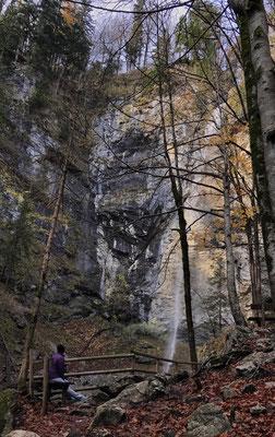 Schoßrinn Wasserfall