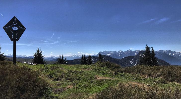 Karkopf-Gipfel